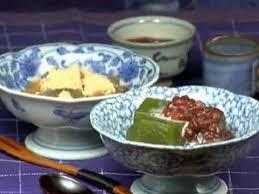 how to make macha kuzumochi anese sweet recipe 抹茶くず餅 作り方レシピ you