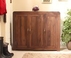 strathmore solid walnut furniture shoe cupboard cabinet. strathmore solid walnut furniture shoe cupboard cabinet large hallway storage a
