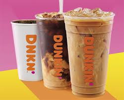 Sip into dunkin'® and enjoy america's favorite coffee and baked goods chain. Dunkin Pours New Coconut Refreshers And New Coconutmilk Iced Latte Chew Boom