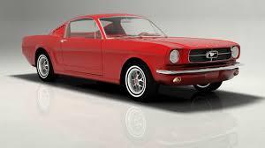 Simraceway - Ford Mustang 2+2 Fastback