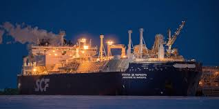 Icebreaking tankers have course for <b>Russia's</b> new Arctic LNG plant ...