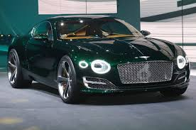 bentley sport car 2023