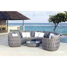 modular curved sofa contemporary