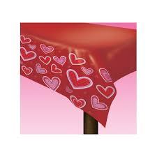 corazones de san valentin fotos disfraces decoracion de fiestas mantel de corazones san valentin