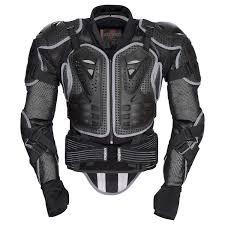cortech accelerator protector armored jacket