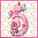 Поздравления дочери с днем рождения 5 лет
