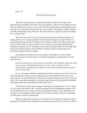 attention deficit dr beall english attention deficit 2 pages texting while driving essay