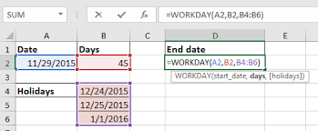 How To Add Days To Date Including Or Excluding Weekends And