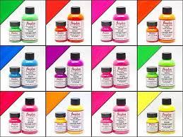 Angelus Brand Acrylic Leather Vinyl Waterproof Paint 83