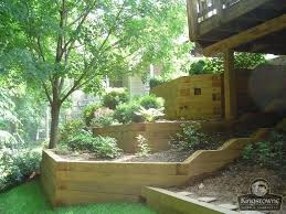Small Picture 48 best Retaining wall images on Pinterest Backyard ideas