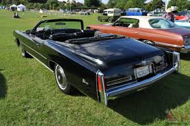 1976 CADILLAC ELDORADO CONVERTIBLE VERY RARE INJECTION MODEL IN ...