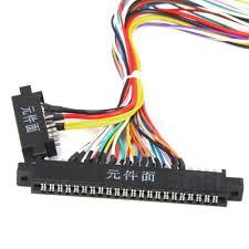 jamma wiring harness arcade game multicade w color coded wiring jamma wiring harness arcade game multicade w color coded wiring diagram