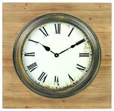rustic wall clock rustic wall clocks square clock rustic wall clocks rustic wall clocks large