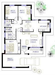 bedroom house plans bungalow floor plans
