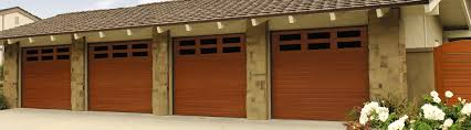brown garage doors with windows. 9800-Fiberglass-Garage-Door Brown Garage Doors With Windows