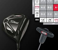 Titleist 915 Adjustment Chart How To Adjust The Titleist 915 D2 Driver 3balls Blog