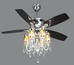 ceiling fans with chandelier image of ceiling fans chandeliers attached outdoor ceiling fans in pleasing crystal