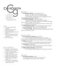 Resume Objective For Graphic Designer Resume For Study