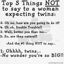 Twin Quotes on Pinterest | Twin, Mom Of Twins and Funny Twins via Relatably.com