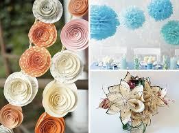 Paper Flower Wedding Decorations Paper Flowers Wedding Centerpiece Flowers Healthy