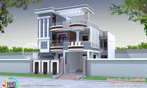 x modern decorative house plan   Kerala home design   Bloglovin     x modern decorative house plan