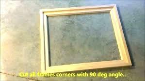 acrylic frames wall mounted philippines home design floating frame float