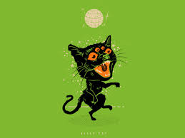 Alley Cat Designs Alley Cat By Derric Wise On Dribbble