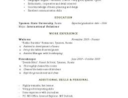 Full Size of Resume:awesome Design How To Build A Good Resume 6 Amazing How  ...