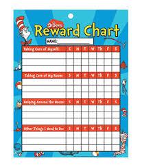 Alternate Image Views Cat In The Hat Reward Chart