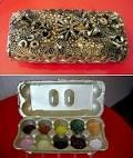 Шкатулки для косметики из коробок