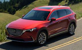 Mazda CX-9 Reviews | Mazda CX-9 Price, Photos, and Specs | Car and ...