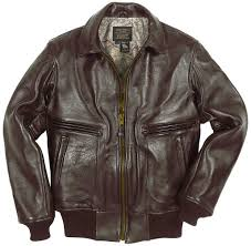 cockpit usa mens modified raider leather flight jacket
