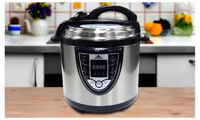 electric steam cooker.  Steam Electric Rice CookerStainless Steel 6 In 1 Steam Cooker Throughout Groupon