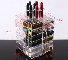 Lipstick Display Stands Acrylic lipstick display stands from Sunday Knight Co Ltd 24