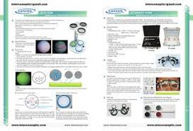 Pal Identifier Chart Progressive Lens Instruments And Tools Www Intercomoptic Com