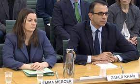 Whistleblower warned Carillion bosses about irregularities, MPs told    Carillion   The Guardian