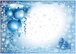 blue and white christmas background. Plain Blue Bluewhite Christmas Background Stock Vector  8350953 With Blue And White Christmas Background 123RFcom