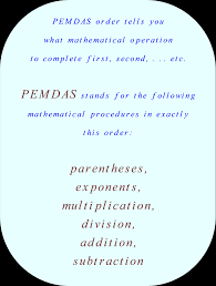 simplify the expression using pemdas order of operator precedence