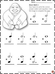 Rhythm Math Worksheets. Math Worksheets. Stevessundrybooksmags ...