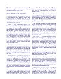 Chapter Three Market For Transit Advertising Transit
