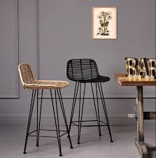 best bar stools. Rattan Bar Stool From Graham And Green Best Stools B