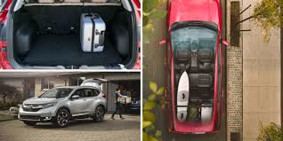Suv Cargo Space Chart The Best Compact Suvs And Crossovers For Hauling Stuff