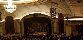 Keybank State Theatre Section Balcony Right