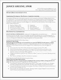 Executive Resume Template Free Download Unique Executive Resume