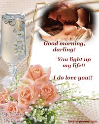 good morning kiss love gif