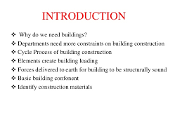 Create A Ppt Building Construction Ppt