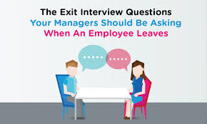 of the best interview questions and how to evaluate them of the the exit interview questions your managers should be asking when an