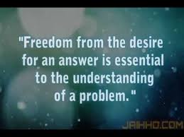 Krishnamurti Quotes Unique Jiddu Krishnamurti Quotes YouTube