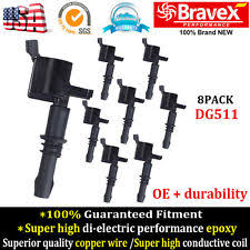 ford f53 car truck ignition coils modules pick ups oem ford dg511 ignition coil 2004 2005 2008 ford f 150 f150 v8 5 4l sohc black fits ford f53