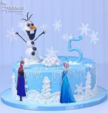 Disney Frozen Theme Cakes Patisserie Tillemont
